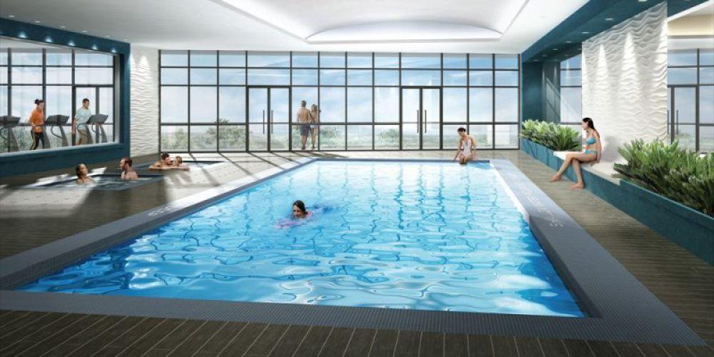 Water's Edge - swimming pool