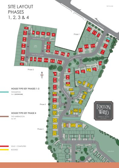 Foxton-Wood-site-map