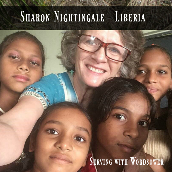 Sharon Nightingale-website
