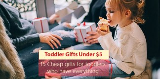 Toddler Gifts Under $5