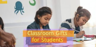 Classroom Gifts for Students