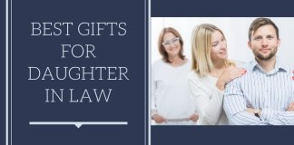 Best Gifts for Daughter in Law to Welcome