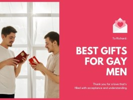 Best Gifts For Gay Men
