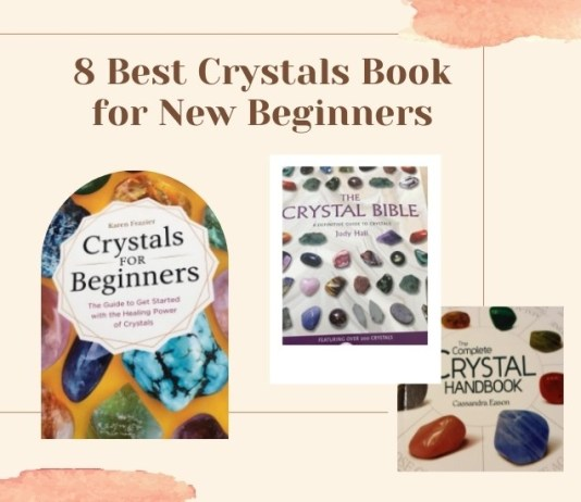 Best Crystals Book for New Beginners