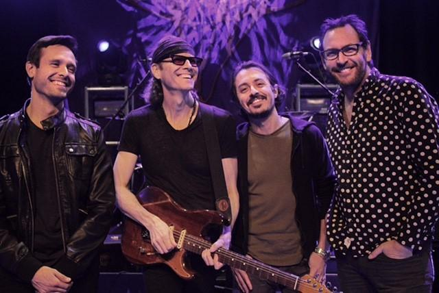 BoDeans: Stripped down, beautiful renditions of BoDeans classics Live at the New Hope Winery
