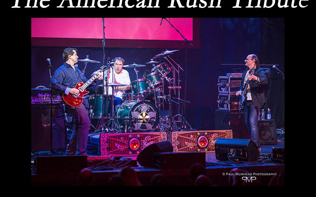 Lotus Land: the American Rush Tribute Live at the New Hope Winery