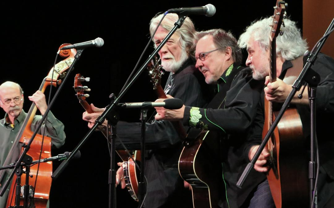 John McEuen & the String Wizards Present: Will the Circle be Unbroken Live at the New Hope Winery