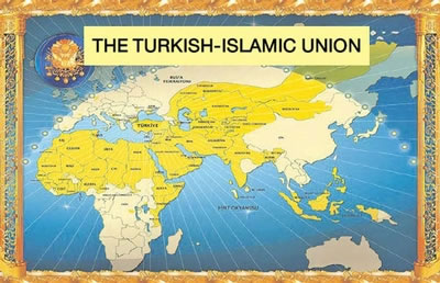 Adana Oktar's plan for a Turkish-Islamic Union