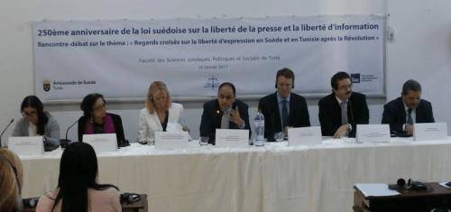 Freedom of Expression Tunisia