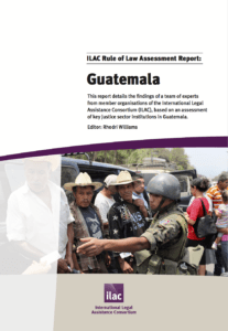ILAC Assessment Report Rule of Law: Guatemala