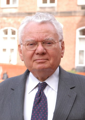 Judge Thomas Buergenthal is announced 2018 Stockholm Human Rights Award laureate