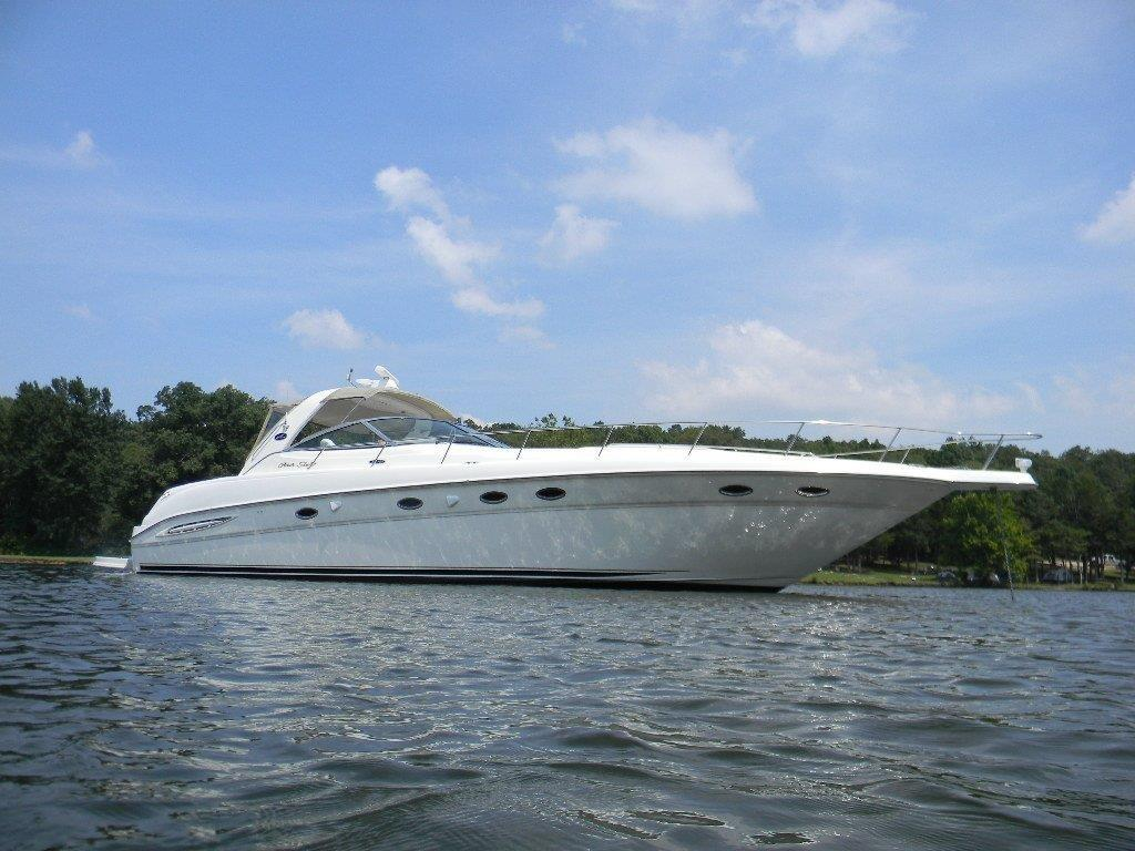 2000 Sea Ray 460 Sundancer Power Boat For Sale Www