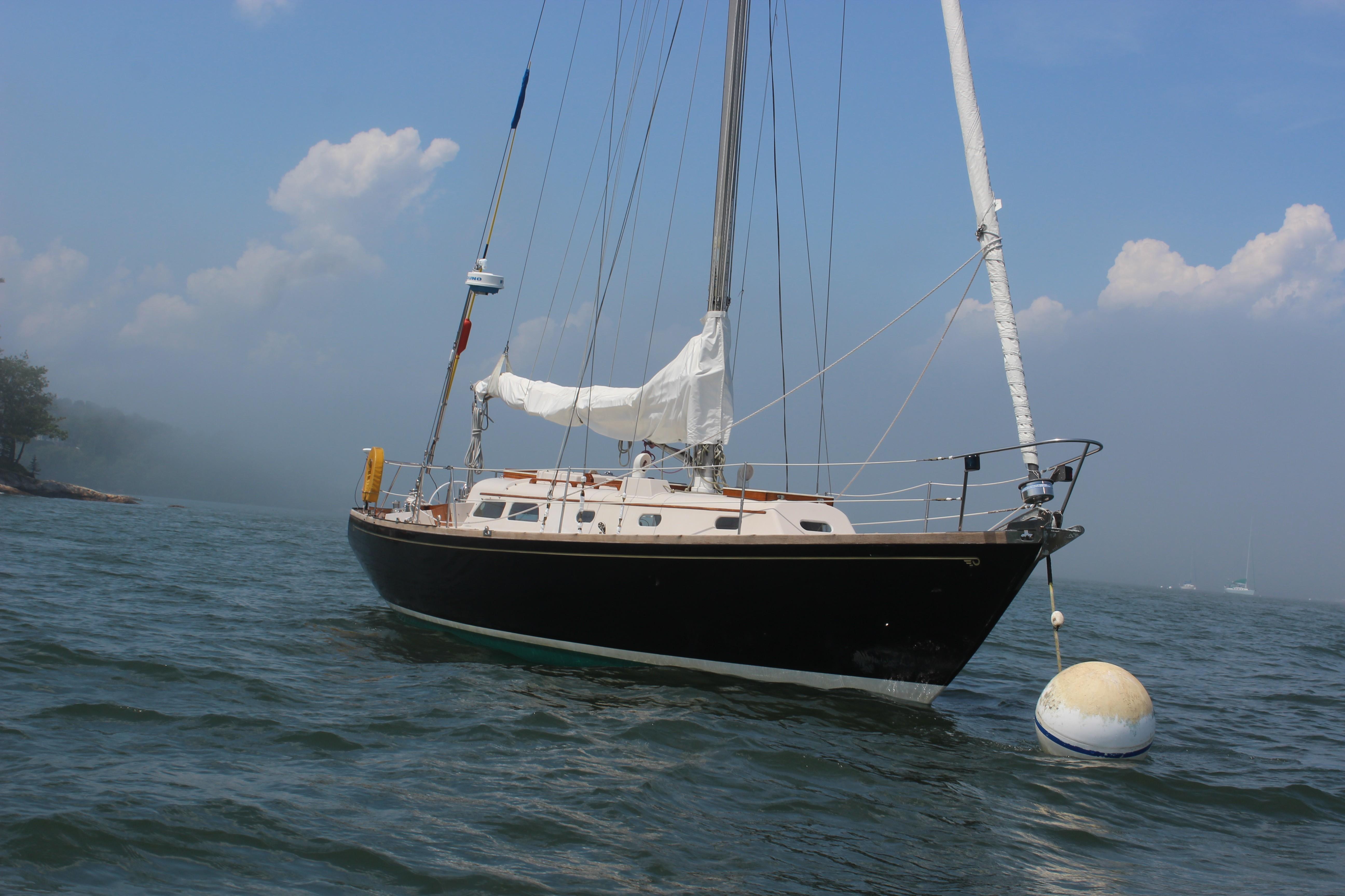 1970 Hinckley 38 Sail Boat For Sale Wwwyachtworldcom