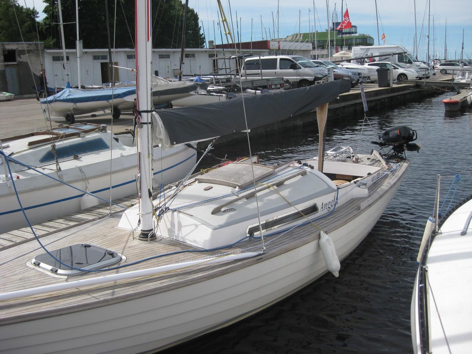 2013 Nordic Folkboat 26 Sail Boat For Sale Www