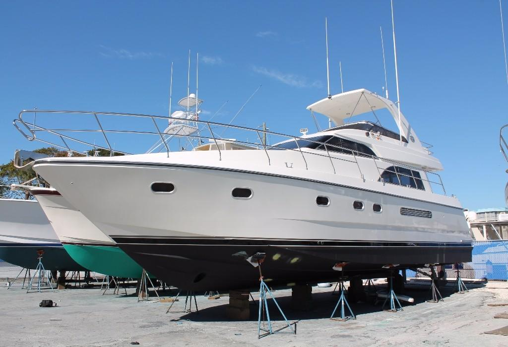 1995 Neptunus Motor Yacht Power Boat For Sale Www