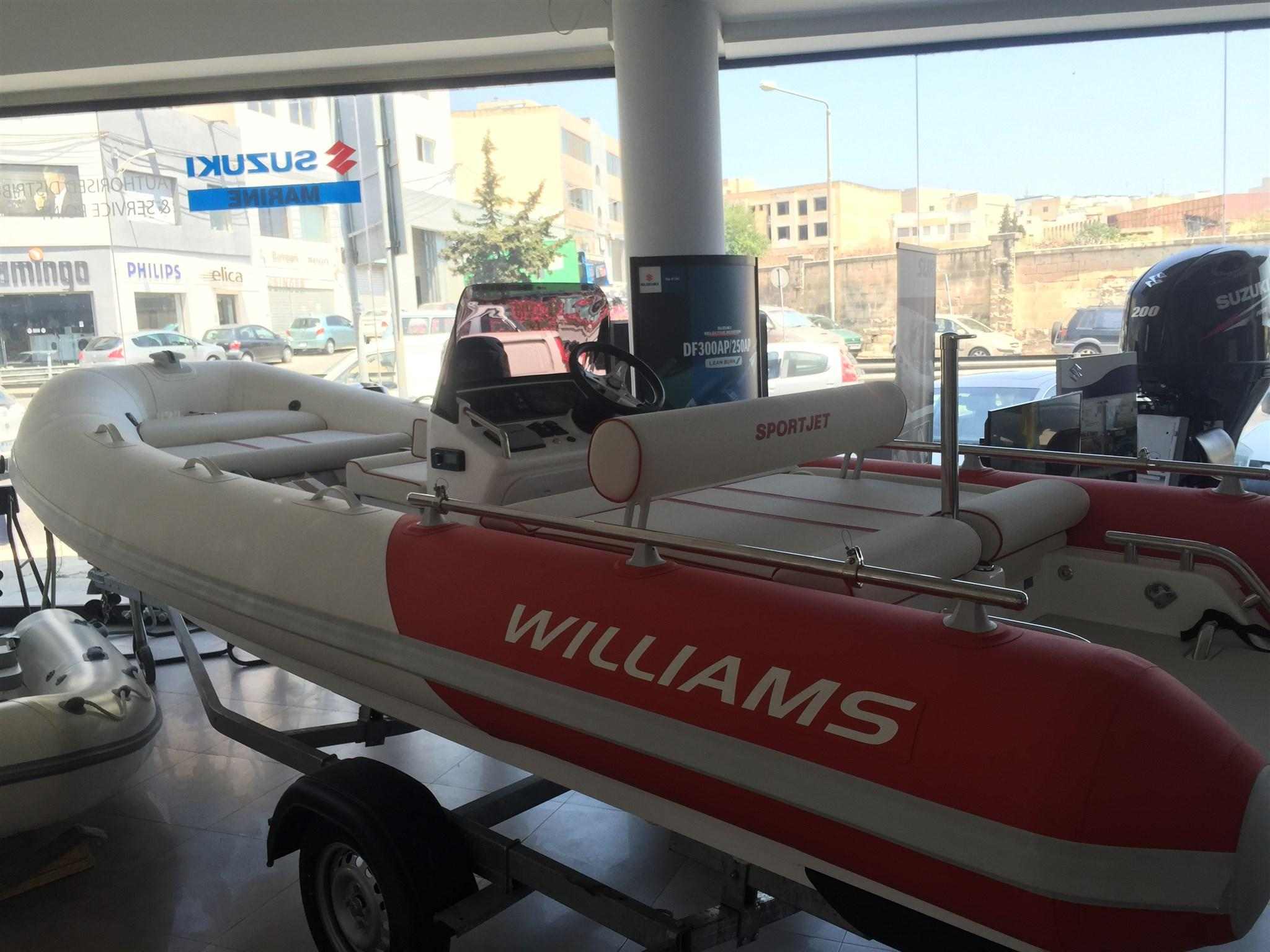 2015 Williams Sportjet 520 Power Boat For Sale Www