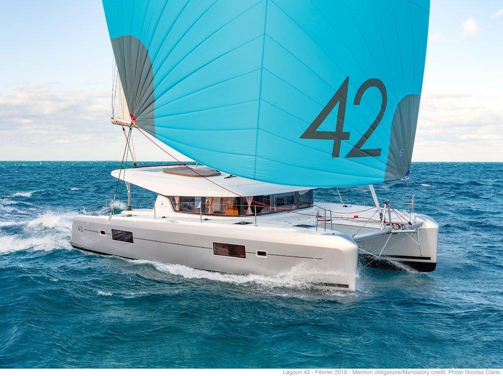 2019 Lagoon 42 Sail Boat For Sale Wwwyachtworldcom
