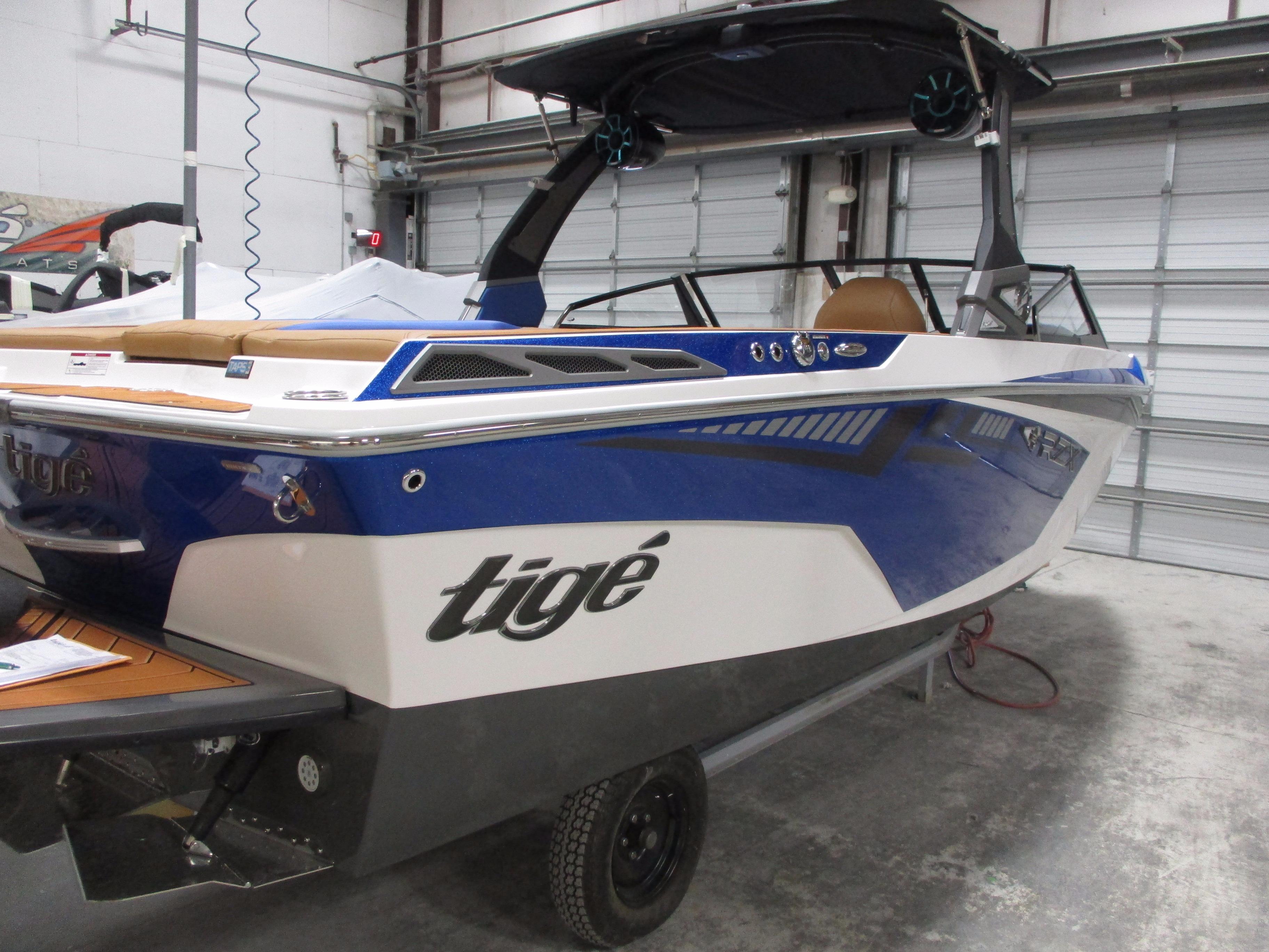 2017 Tige RZX 2 Power Boat For Sale Wwwyachtworldcom