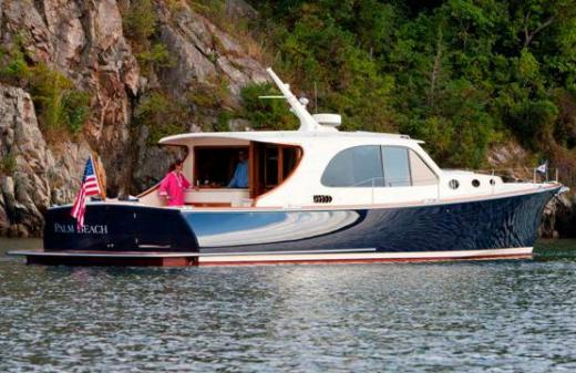 Best 50 Foot Motor Yacht