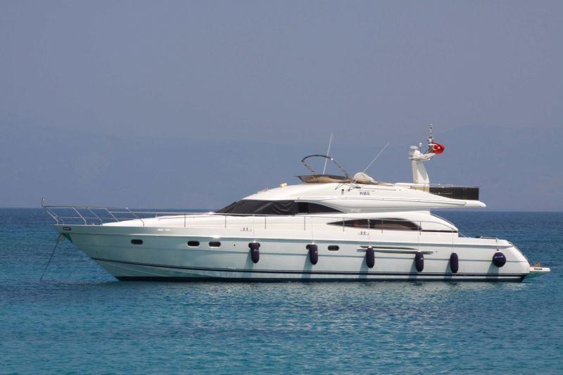 2004 Princess 65 Flybridge Power Boat For Sale Www