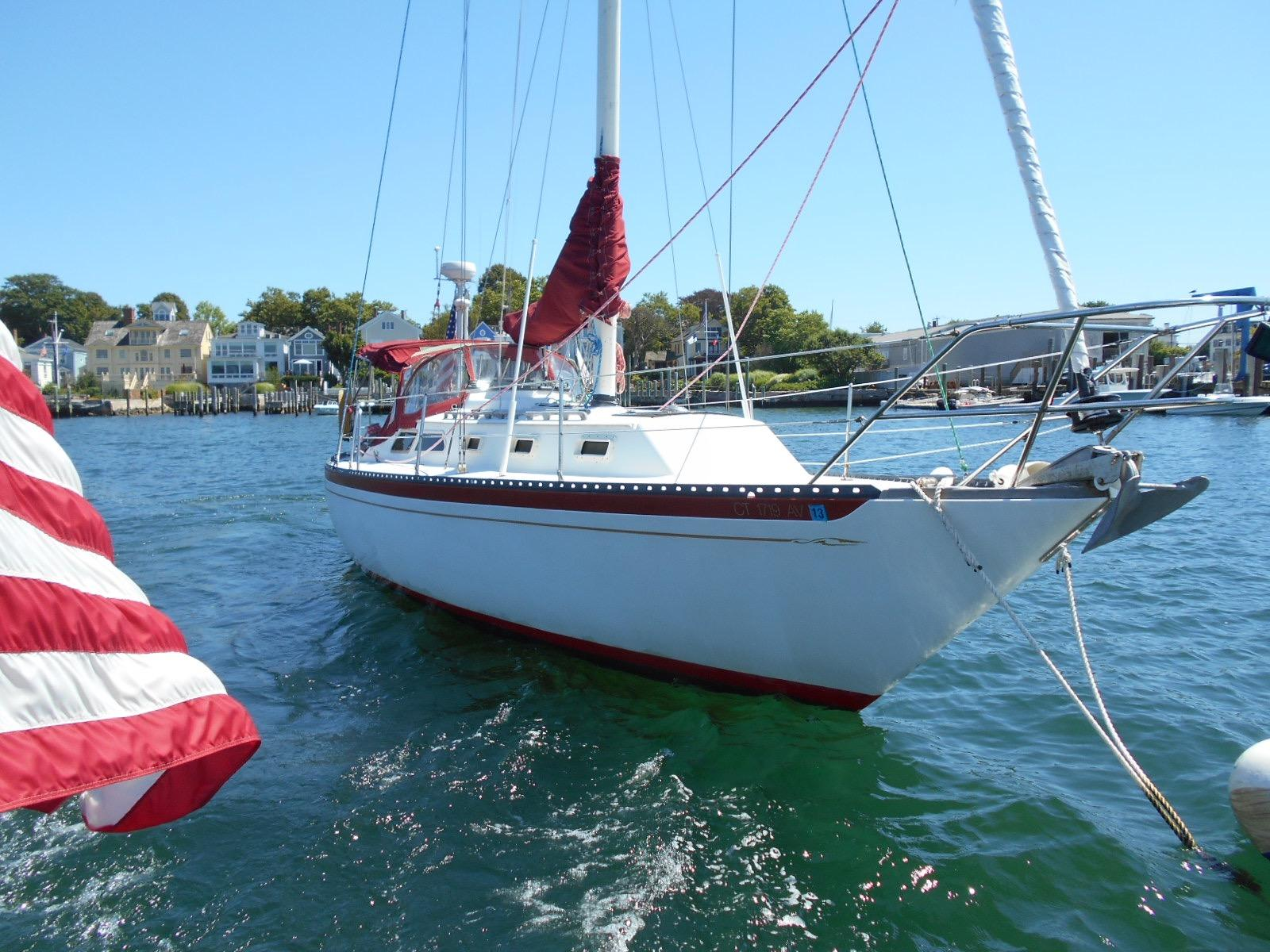 1979 Islander 36 Sail Boat For Sale - www.yachtworld.com