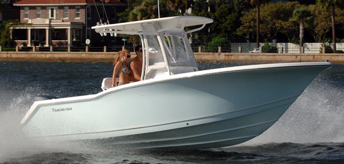 2017 Tidewater 230 CC Adventure Power Boat For Sale Www