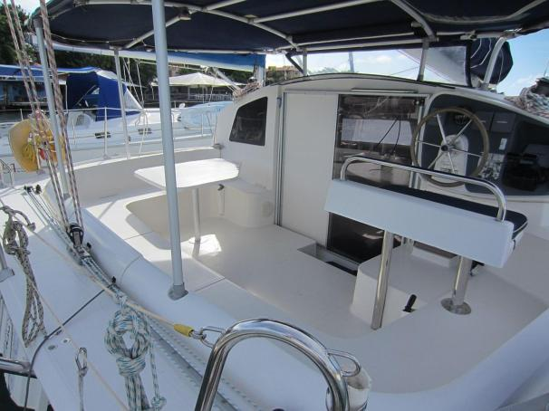 2004 Fountaine Pajot Athena 38 Sail Boat For Sale Www