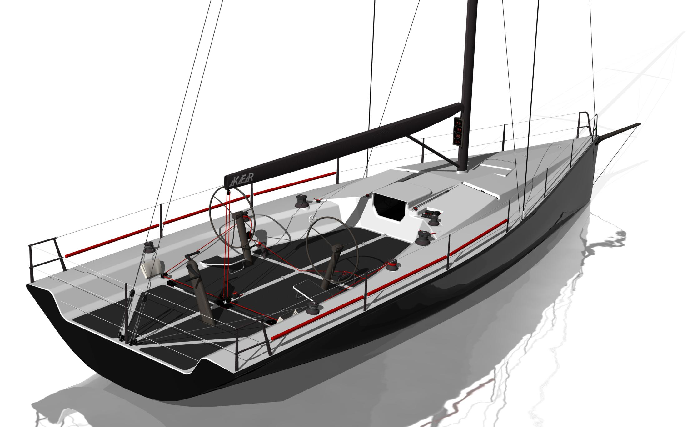 2017 McConaghy Ker 46 Plus Sail Boat For Sale Www