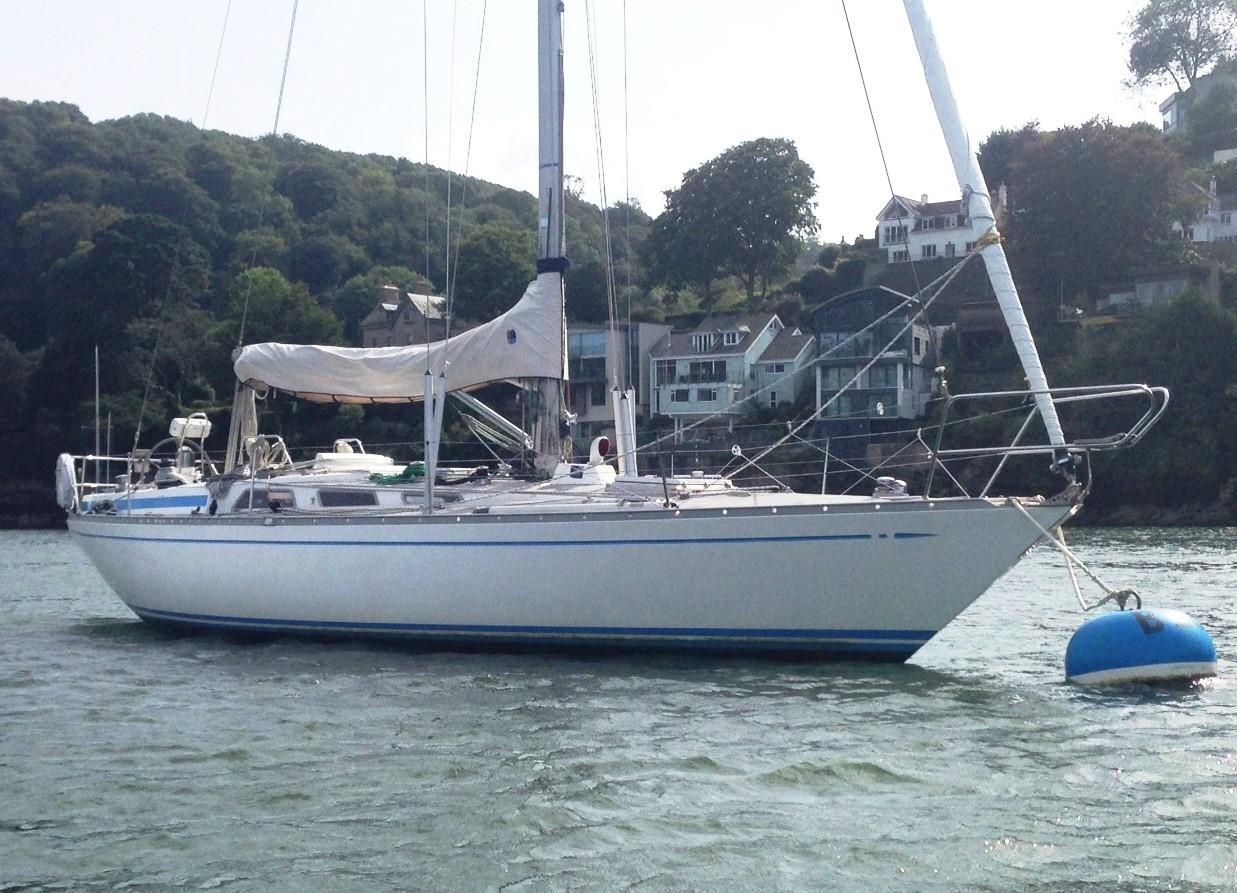 1976 Swan 38 Sail Boat For Sale Wwwyachtworldcom