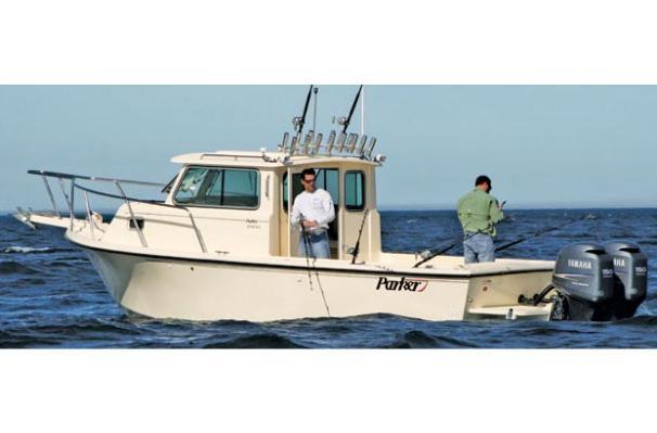 2017 Parker 2520 XLD Sport Cabin Power Boat For Sale Www