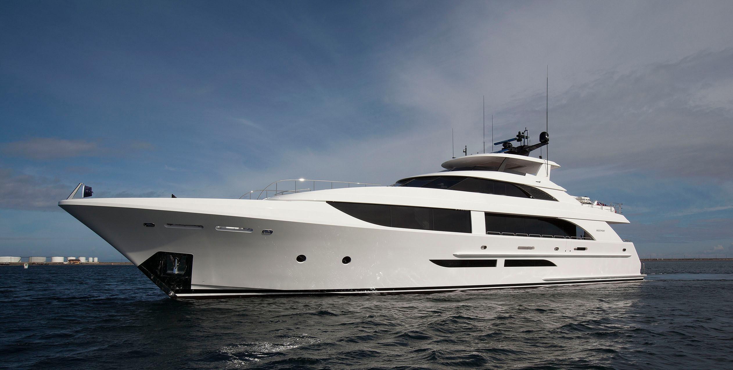 2019 Westport 125 38 METER Power Boat For Sale Www