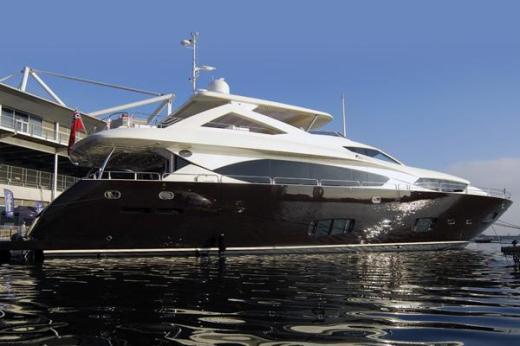 Sunseeker Motor Yacht ALAINA For Sale