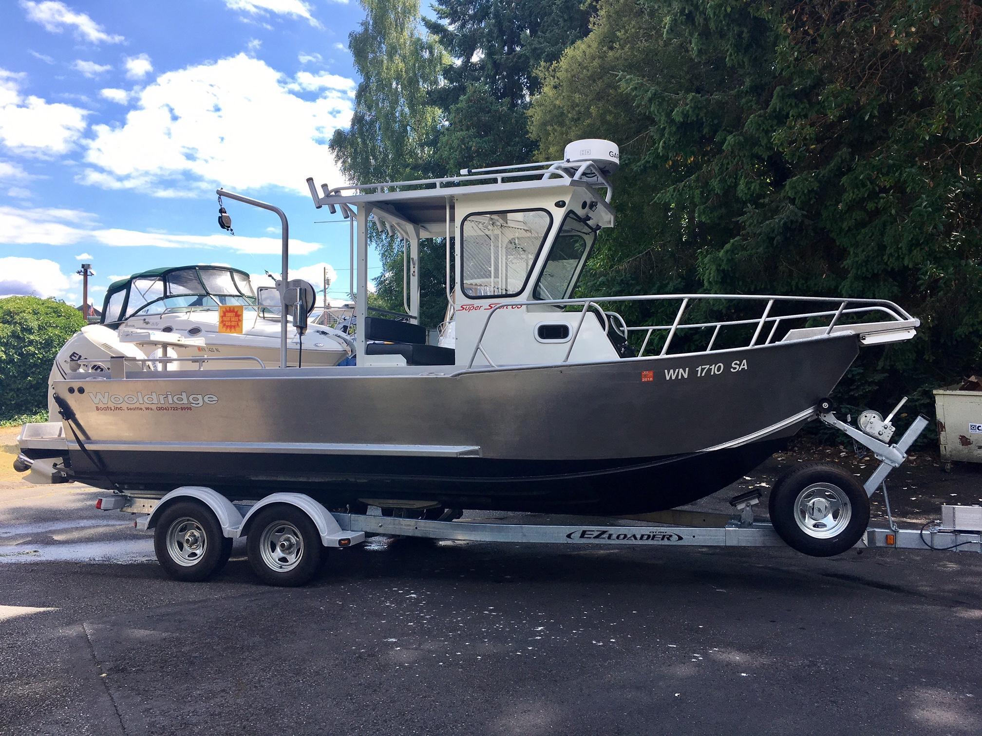 2013 Wooldridge Super Sport Offshore Power Boat For Sale Wwwyachtworldcom