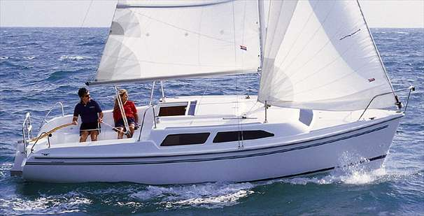 2003 Catalina 250 Sail Boat For Sale Wwwyachtworldcom