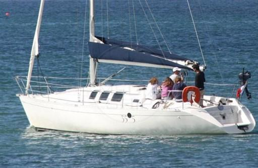 1991 Beneteau First 35S5 Sail Boat For Sale Www