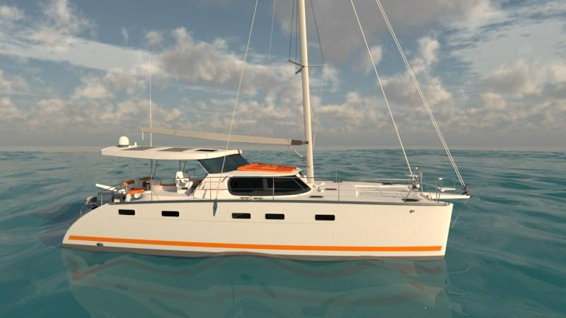 2018 Antares 44GS Sail Boat For Sale Wwwyachtworldcom