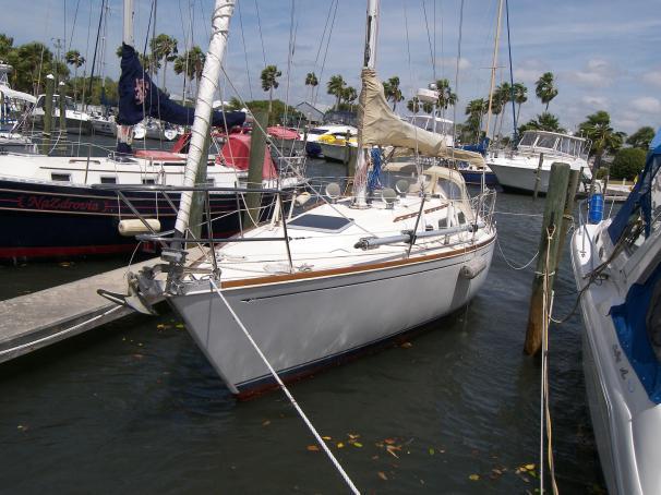 1992 Sabre 34 MK II Sail Boat For Sale Wwwyachtworldcom