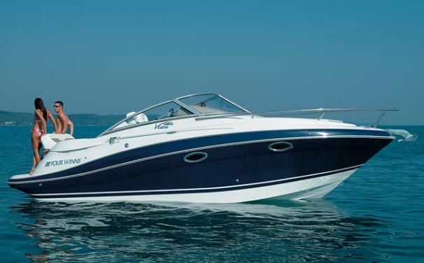 2006 Four Winns 258 Vista Power Boat For Sale Www