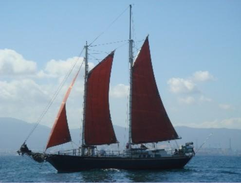 1987 Dudley Dix Hout Bay 50 Sail Boat For Sale Www