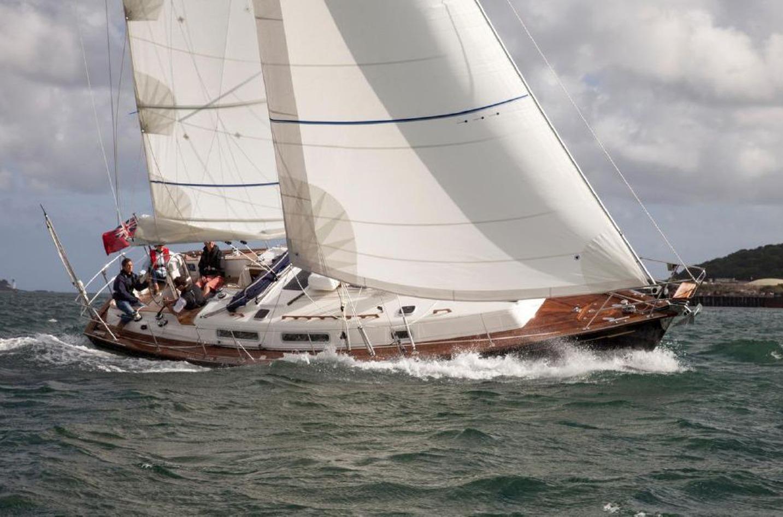 2017 Rustler 37 Sail Boat For Sale Wwwyachtworldcom
