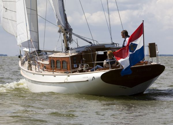 2008 Dutch Yacht Builders Enkhuizen Puffin 41 Sail Boat