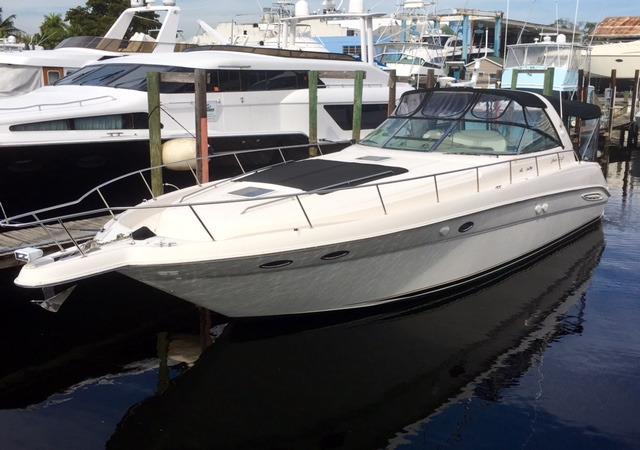 2000 Sea Ray 460 Sundancer Power Boat For Sale Www