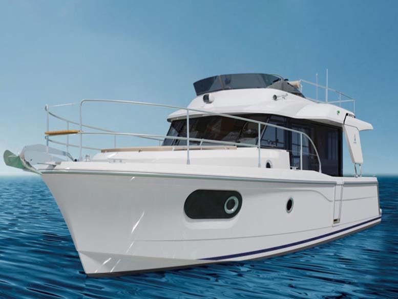 2016 Beneteau Swift Trawler 30 Power Boat For Sale Www
