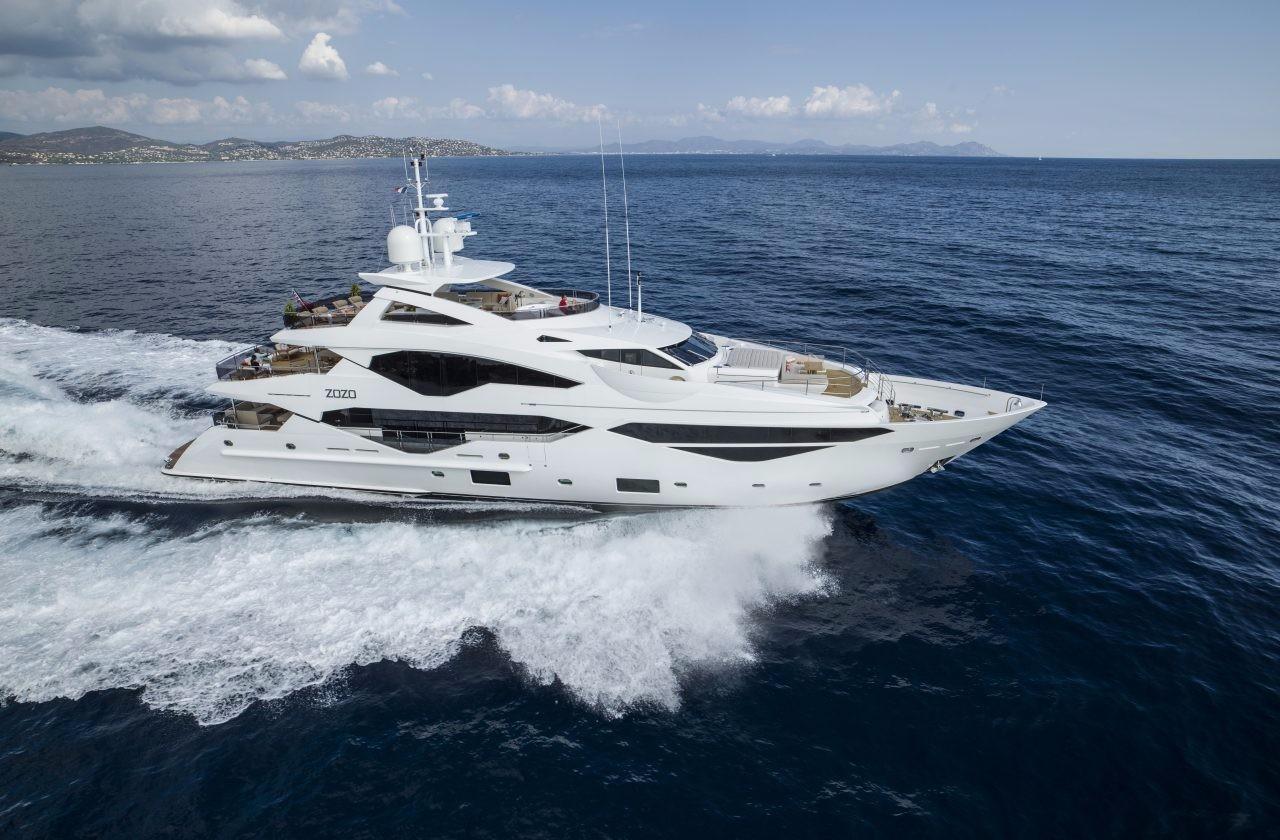 2018 Sunseeker 131 Yacht Power Boat For Sale Www
