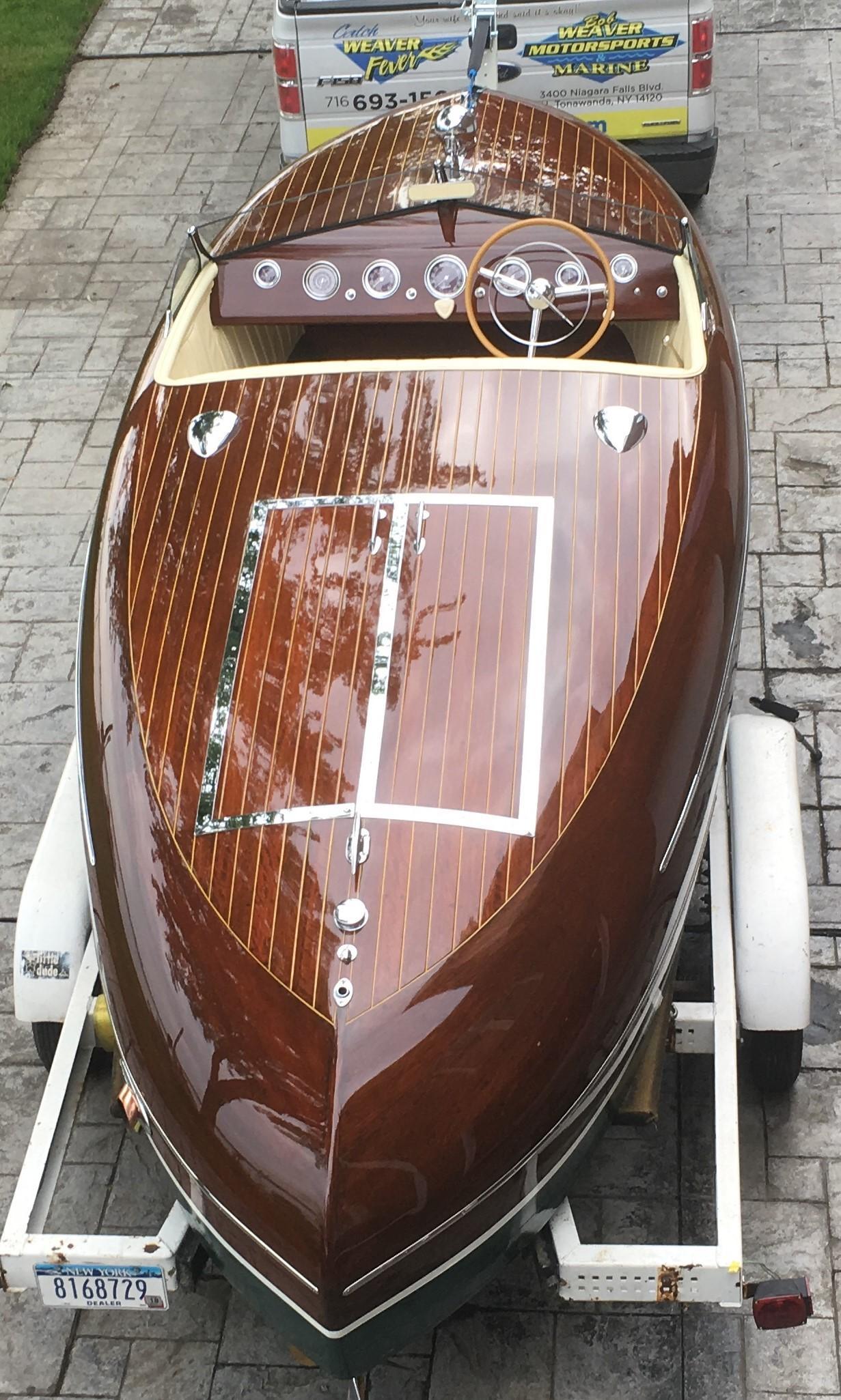 1950 Fairliner 17 Torpedo Power Boat For Sale Wwwyachtworldcom