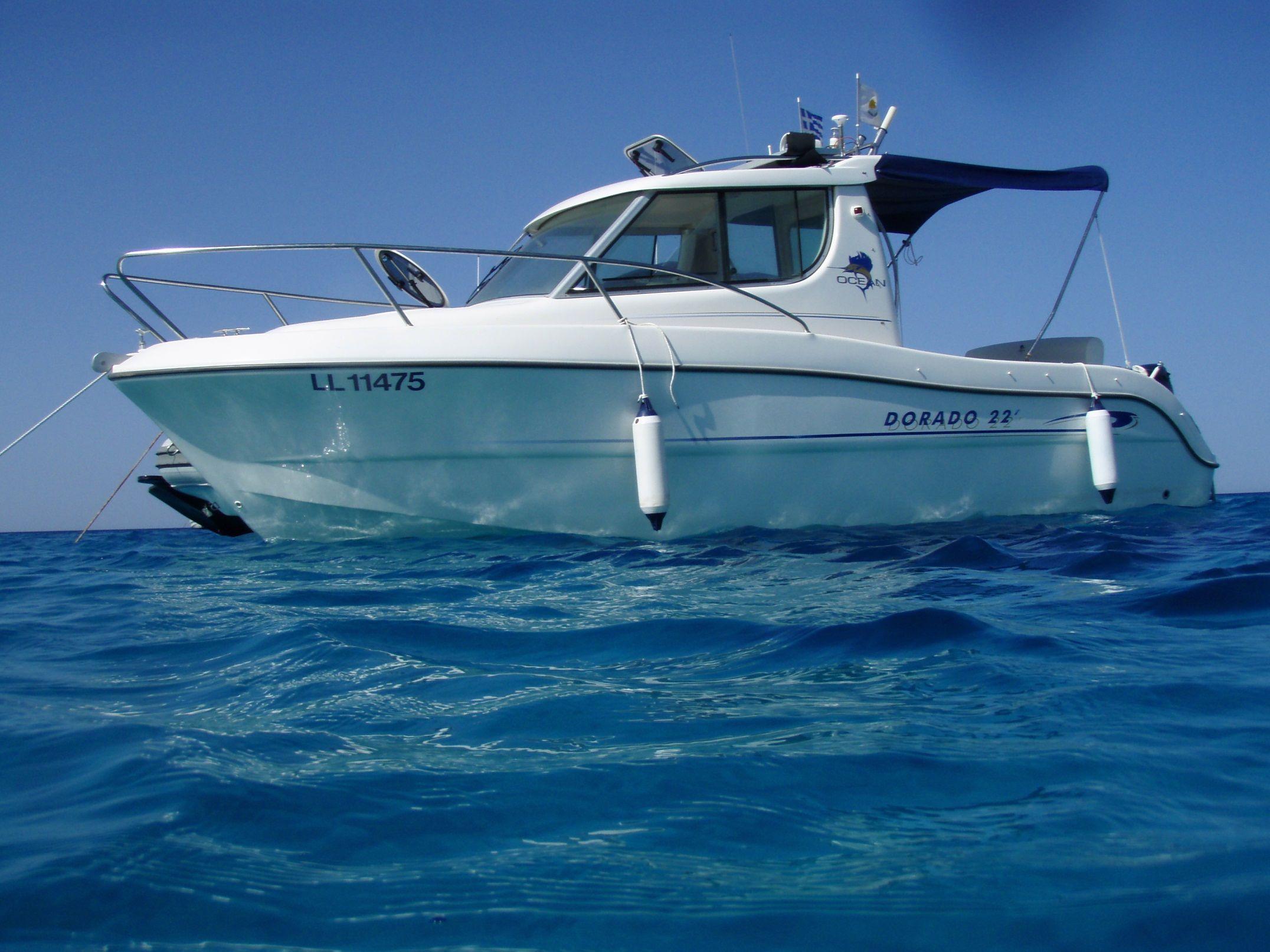 2004 Sessa Dorado 22 Power Boat For Sale Wwwyachtworldcom