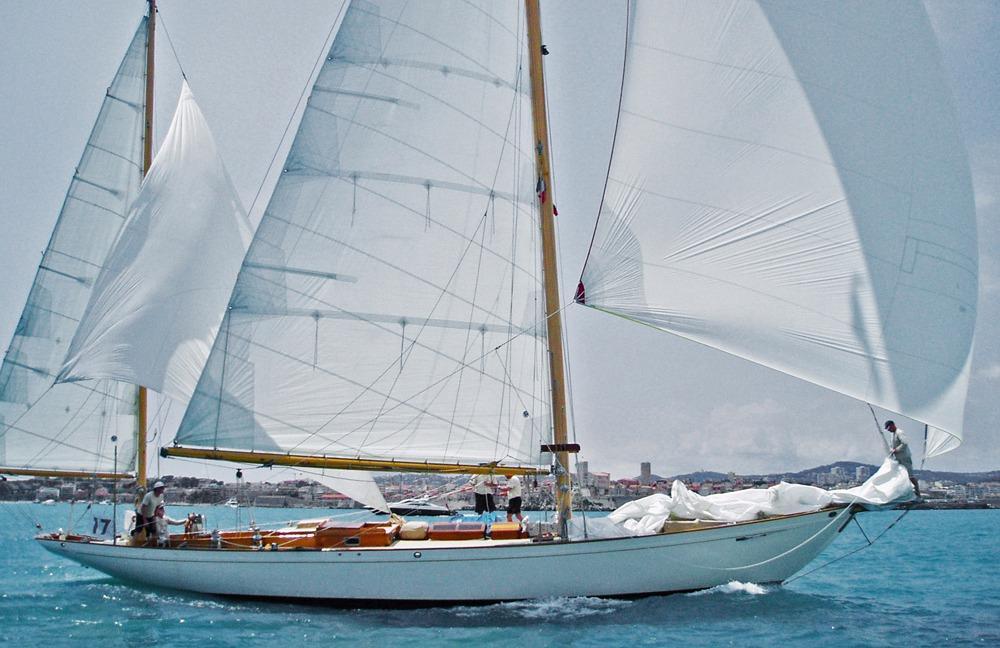 1940 John Alden Yawl Sail Boat For Sale Wwwyachtworldcom