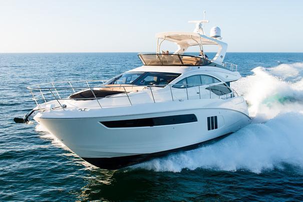 2018 Sea Ray L590 Fly Power Boat For Sale Wwwyachtworldcom