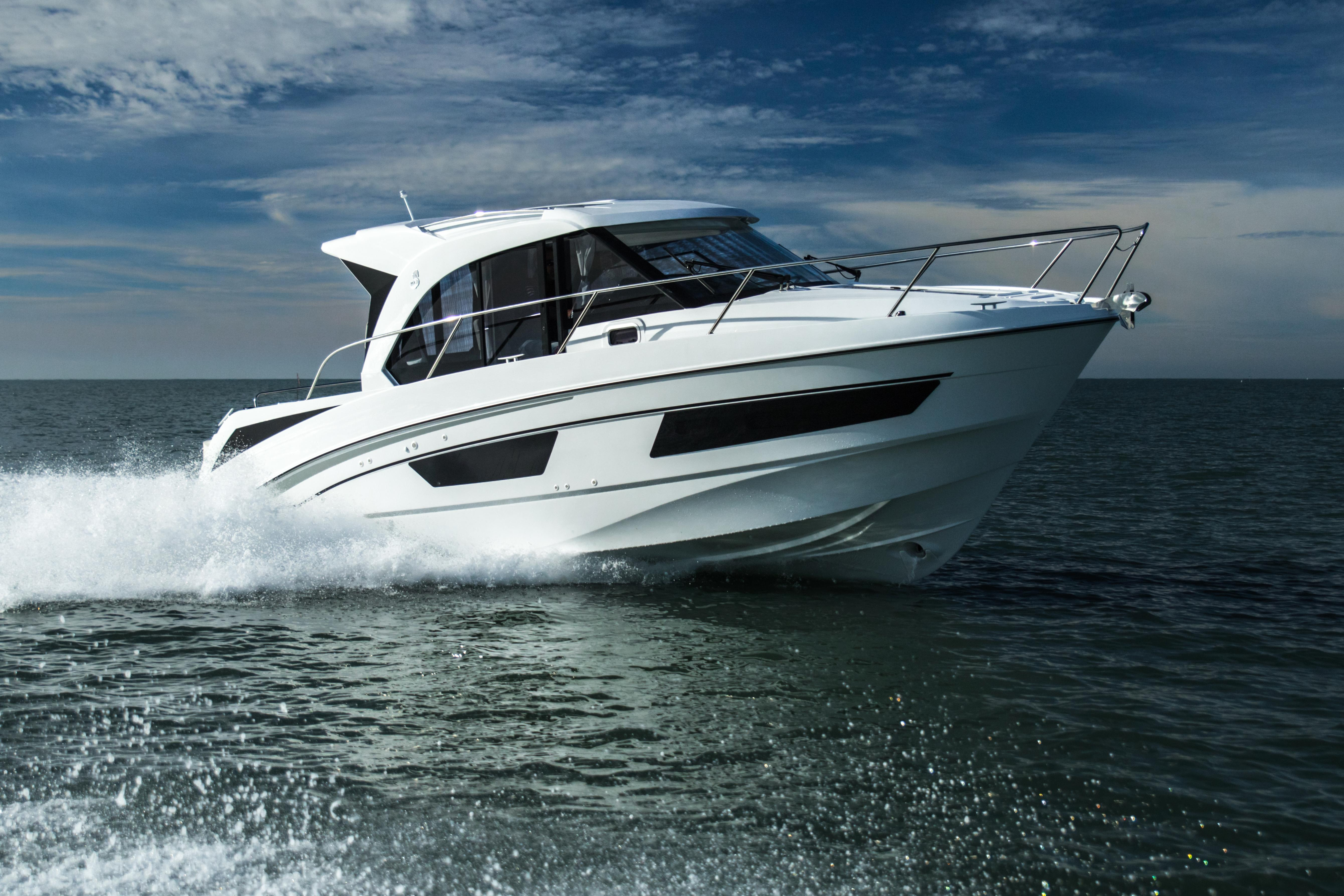 2019 Beneteau Antares 9 Power Boat For Sale Www