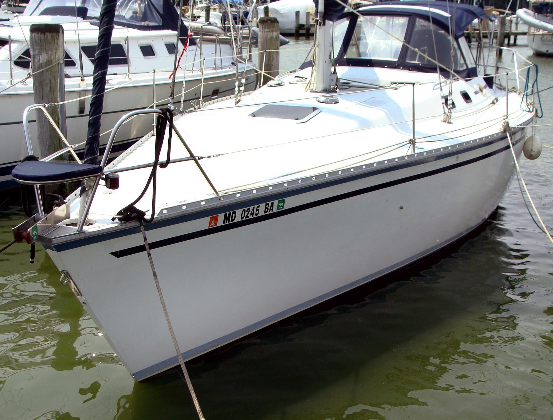 1988 Hunter 37 Legend Sail New And Used Boats For Sale